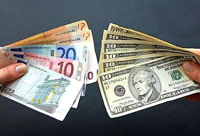 Снижение пары евро/доллар США нацелило ее на 1,20