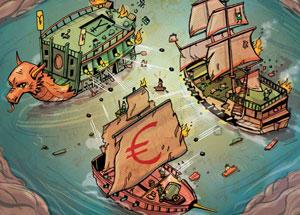 Форекс. Валютные войны как попытка избежать дефляции