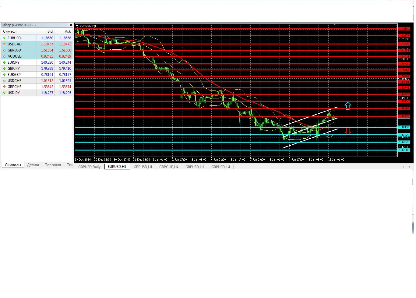 Прогноз форекс по евро доллар 12 01 2015