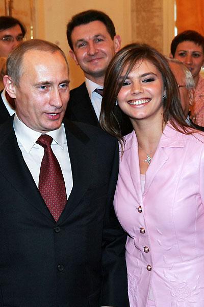 Путин и кабаева поженились 9 марта 2012