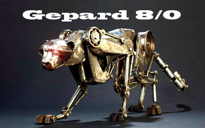 Советник форекс Gepard 8
