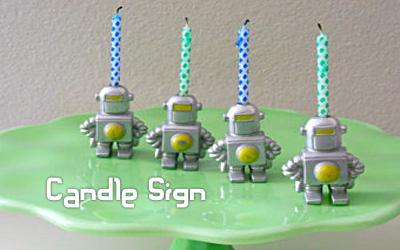 Форекс советник Candle Sign