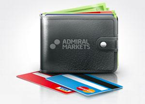 Новые счета от брокера Admiral Markets